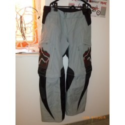 Pantalon baggy fox RIDERS shortcut neuf taille 36