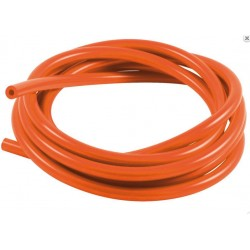 Durite De Mise À L'air Samco Pour Carburateur Silicone Orange