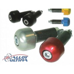 Embout De Guidon Street Bike Alu Alu 12Mm