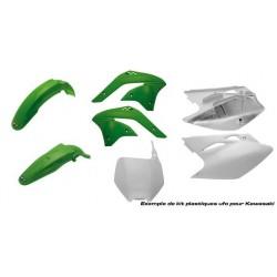 Kit Plastiques cross Ufo Couleur Origine 2014 à 2015Kawasaki Kx-F250