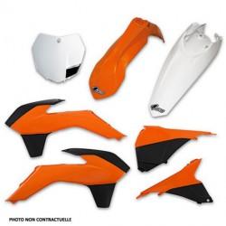 Kit plastique UFO couleur origine 2015 KTM EXC/EXC-F