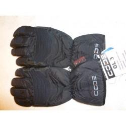 Gants moto CODE GL3 Noir taille 12