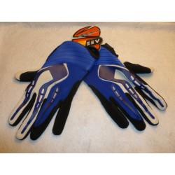 Gant Steev motocross Dirt bleu taille L