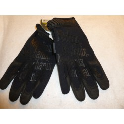 gants original moto Mechanix noir taille L(large )