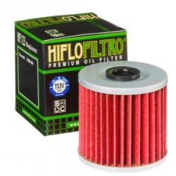 Filtre À Huile Hiflofiltro Hf123 Kawasaki