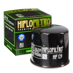 Filtre À Huile Hiflofiltro Hf129 Kawasaki