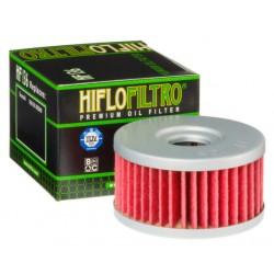 Filtre À Huile Hiflofiltro Hf136 suzuki beta