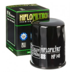Filtre à huile Hiflofiltro HF148 yamaha tgb moto quad
