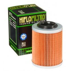 Filtre à huile Hiflofiltro HF152 can am aprilia rsv bombardier