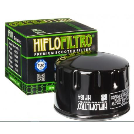 Filtre à huile Hiflofiltro HF184 peugeot piaggio aprilia gilera