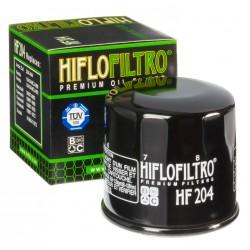 Filtre à huile Hiflofiltro HF204 yamaha kawasaki honda artic cat