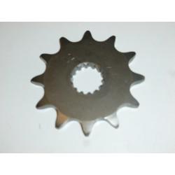 Pignon acier yamaha yz 125 de 1987-2004