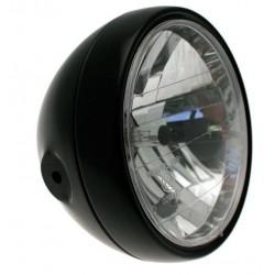 Optique fhare BIHR Classic noir Ø180x160mm universel