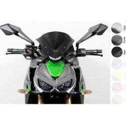 Bulle Saute vent Sport MRA noir Kawasaki Z1000