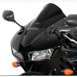 Bulle racing MRA noire Honda CBR600RR