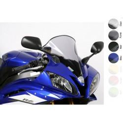 Bulle Racing noire YAMAHA YZF R6 2006-2007