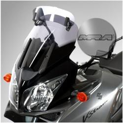 Bulle VARIO FUMEE Suzuki V-Strom 650 /1000 04-11/ Kawasaki KLV 1000 04-06