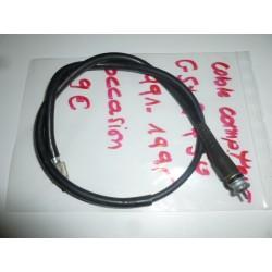 cable de compteur d 'origine suzuki gsxr 750 année 91-95 occasion