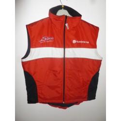 sportwear ,gilet sans manche de marque HUSQVARNA / HVA / SIMA taille xl