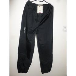 pantalon de pluie code taille xl noir
