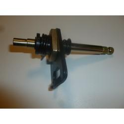 Axe de sélecteur pour moteur type AM6 Minarelli