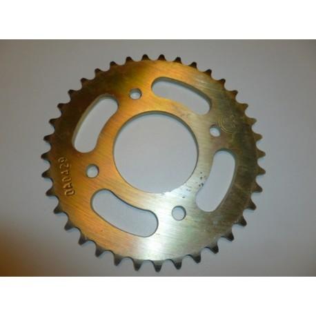 Couronne roue arrière dirt bike 107-125-140
