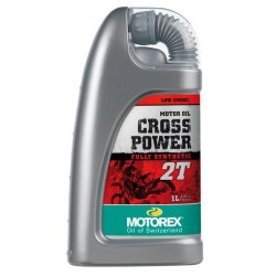 MOTOREX MOTOR OIL CROSS POWER 2T