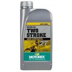 Huile moteur 2T Motorex Two stroke 1l