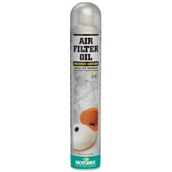 Huile pour filtre Air Filter Oil 750Ml
