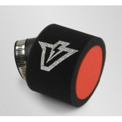 FILTRE A AIR DIRT BIKE VOLT PERFORMANCE ROUGE 35MM