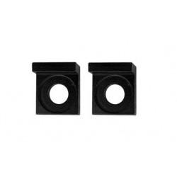 Tendeurs de chaîne alu carré - 15mm