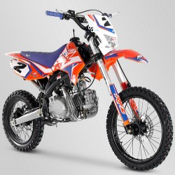 Minicross apollo rfz enduro 150 14/17 2021 Rouge dirt bike