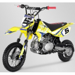 Pit bike apollo rfz rookie 110cc semi-auto 10/12 2021