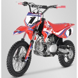 Pit bike apollo rouge rfz rookie 125cc 12/14 2021