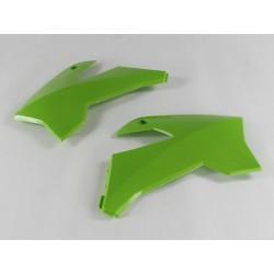 Ouies radiateur rfz vert apollo minicross