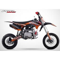 Pit Bike PROBIKE 125-S - 14/12 - Orange - 2021 Minicross