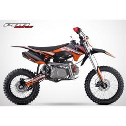 Pit Bike PROBIKE 140-S - 14/17 - Orange - 2021 Minicross