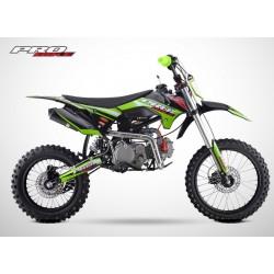 Pit Bike PROBIKE 150-S - 14/17 - Orange - 2021 Minicross